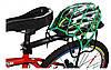Багажная сетка с крючками для велосипеда мотоцикла (на багажник) 30 х 30, фото 3