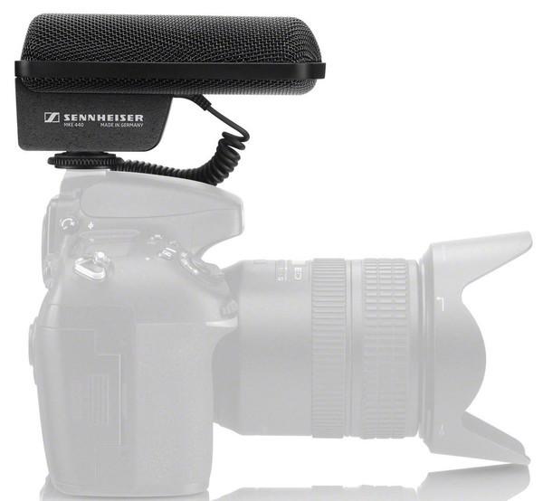 Мікрофон накамерний Sennheiser MKE 440