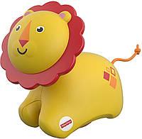 Игрушка роллер для детей Милый Лев Fisher-Price Roller Lion