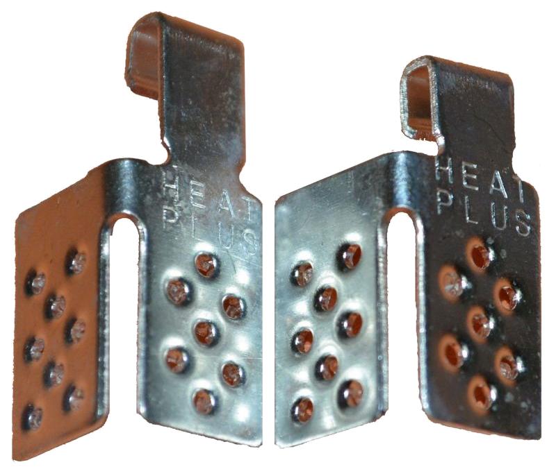 Соединительная клипса коннектор Con HeatPlus