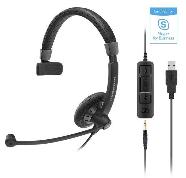 Гарнитура для колл-центра Sennheiser SC 45 USB ML