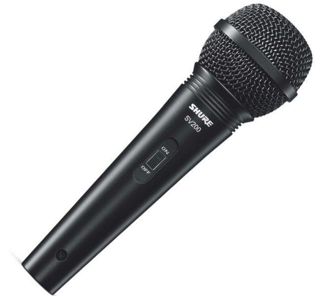 Мікрофон вокальний динамічний Shure SV200