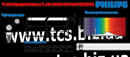 PHILIPS TL-6W/33-640 Люмінесцентна лампа, фото 2