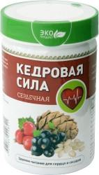 Кедровая сила Сердечная (для сердца, сосудов, ишемия, инсульт, инфаркт, давление, гипертония, атеросклероз)