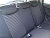 Чохли на сидіння Форд Транзит (Ford Transit) 1+1 (модельні, автоткань, окремий підголовник, логотип), фото 3