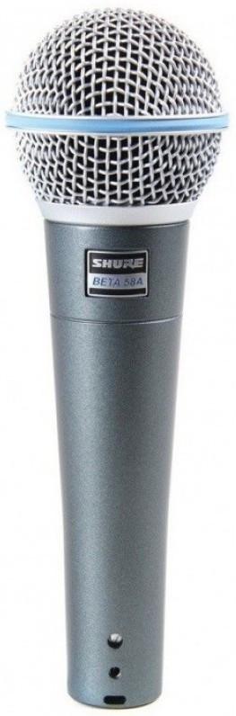 Мікрофон вокальний динамічний Shure BETA 58A