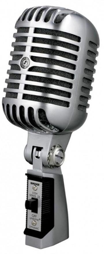 Мікрофон вокальний динамічний Shure 55SH SERIES II