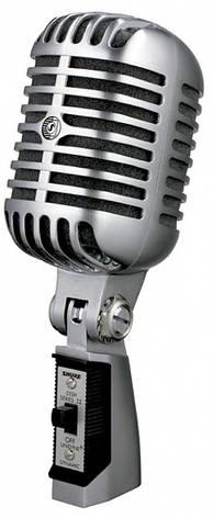 Мікрофон вокальний динамічний Shure 55SH SERIES II, фото 2