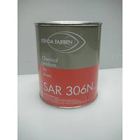 Клей для обуви полиуретановый (десмокол) SAR — 306 1кг. черн.