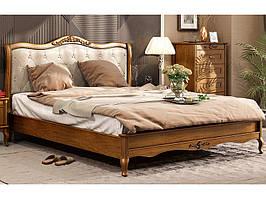 Кровать 140 Палермо Мебус с низким изножьем