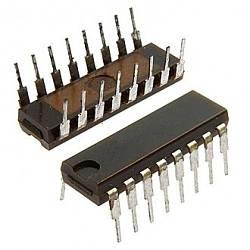 К1401УД2А DIP16 счетверенный программируемый операционный усилитель с внутренней частотной коррекцией