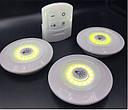 Светильники светодиодные LTL домашние беспроводные + пульт 4w, фото 2