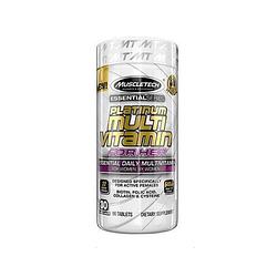 MuscleTech Platinum MultiVitamin for Her 90 таб