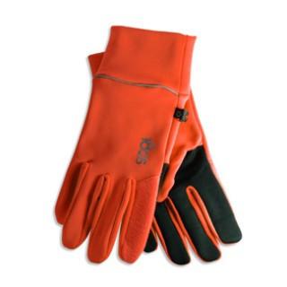Мужские перчатки для сенсорных экранов Foundation Orange.com 180s