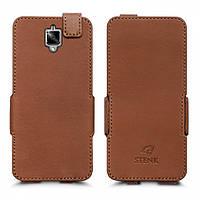 Чехол флип Stenk Prime для OnePlus 3 Camel (40701)