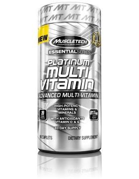 MuscleTech Platinum MultiVitamin 90 таб