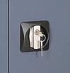 Шкаф инструментальный ШИ-10/3П/3В (1970х1000х500 мм), металлический шкаф для инструментов, фото 3