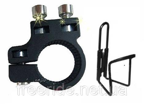 Переходник адаптер для крепления флягодержателя