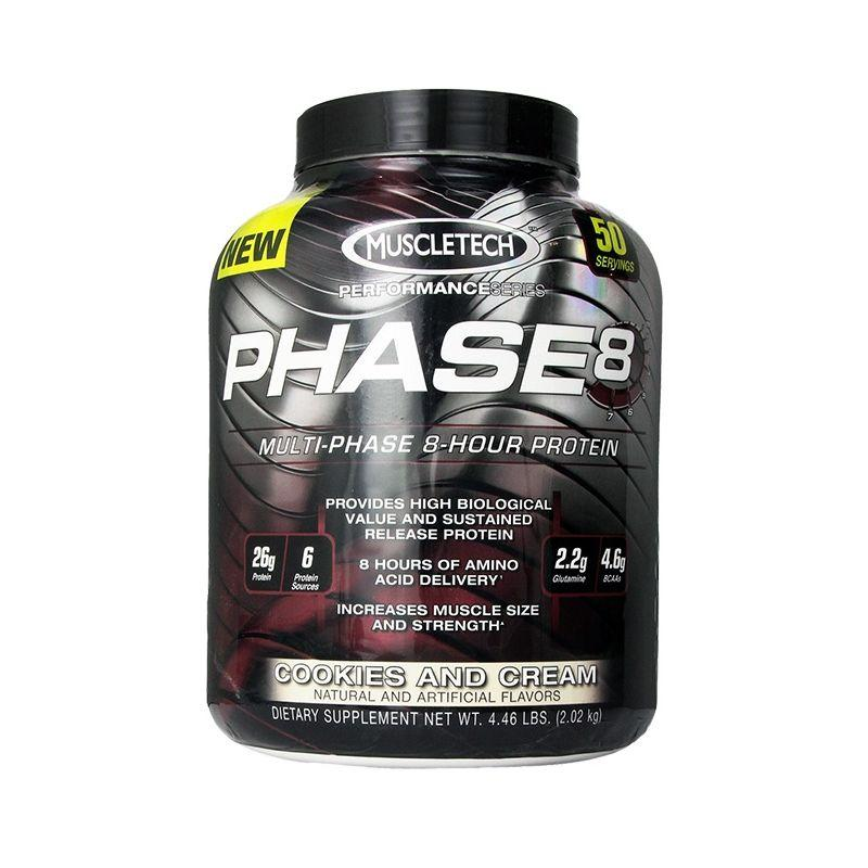 MuscleTech Phase 8 2000 г