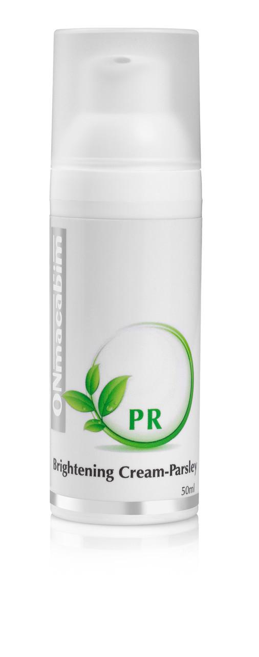 Балансирующий крем - Brightening cream parsley,  50мл