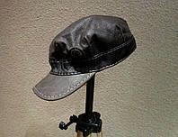 Кожаная кепка Pretender.р.56-57