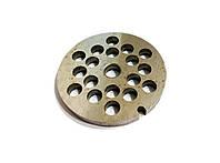 "Сетка (решетка)  для электромясорубки Zelmer  8"" Ø-61,5  Ø-8,0мм"