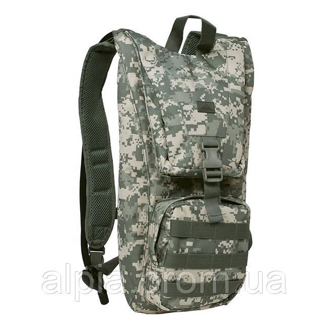 Рюкзак с резервуаром для воды Red Rock Piranha Hydration 2.5 (Army Combat Uniform)
