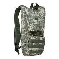 Рюкзак с резервуаром для воды Red Rock Piranha Hydration 2.5 (Army Combat Uniform), фото 1