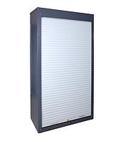 Шкаф инструментальный ролетный ШИ-10/4П Р (2100х1045х500 мм), металлический шкаф для инструментов, фото 1