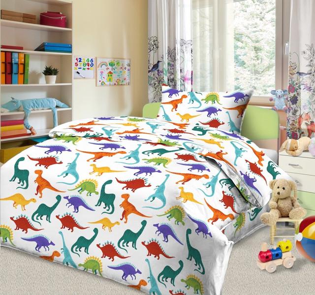 Детское постельное белье Дино бязь