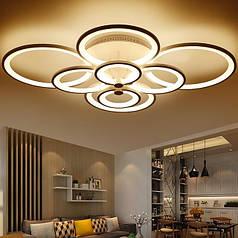 Світлодіодні потолочні люстри (LED)