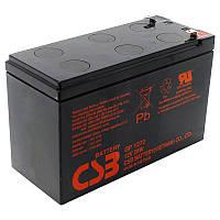 CSB GP1272 F2 12В 28W аккумулятор для ИБП