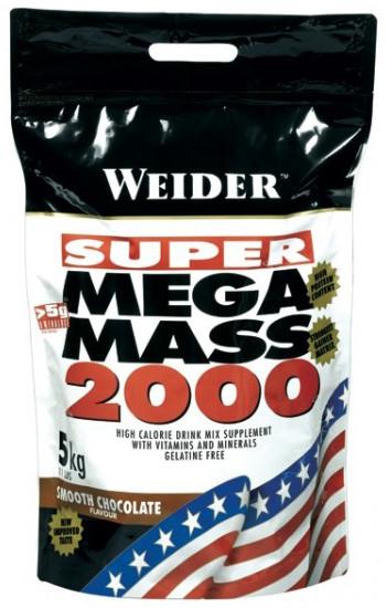 Weider Mega Mass 2000 5000g