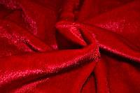 Мех искусственный Нерпа Красная