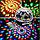 Диско шар Magic Ball LED с bluetooth (MP3 плеером/Usb флешкой/Пульт), фото 5