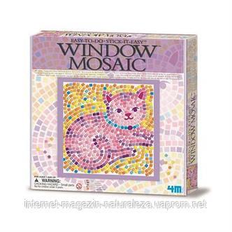 Набор для творчества 4M Мозаика на окно, фото 2