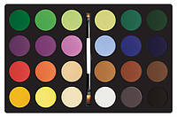 Jean's  Palette of Eyeshadow Палитра теней 24 цвета L-29мм  т. 03