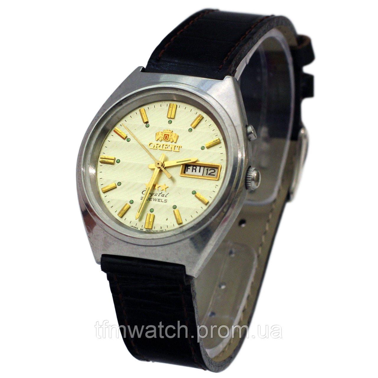 7884a227 Механические часы Orient автоподзавод: продажа, цена в Москве. часы ...