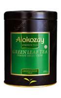 "Чай зеленый цейлонский чай ""Alokozay"", 125 г"