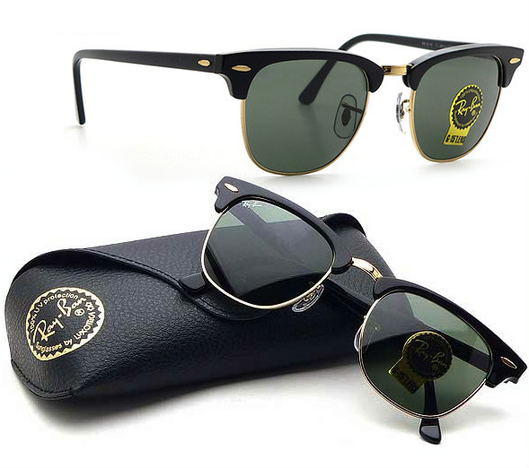 Ray-Ban Clubmaster (Premium Quality)