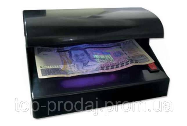 Детектор валют 118AB AC-220v, Ультрафиолетовый детектор валют, Прибор для проверки денег, Детектор денег
