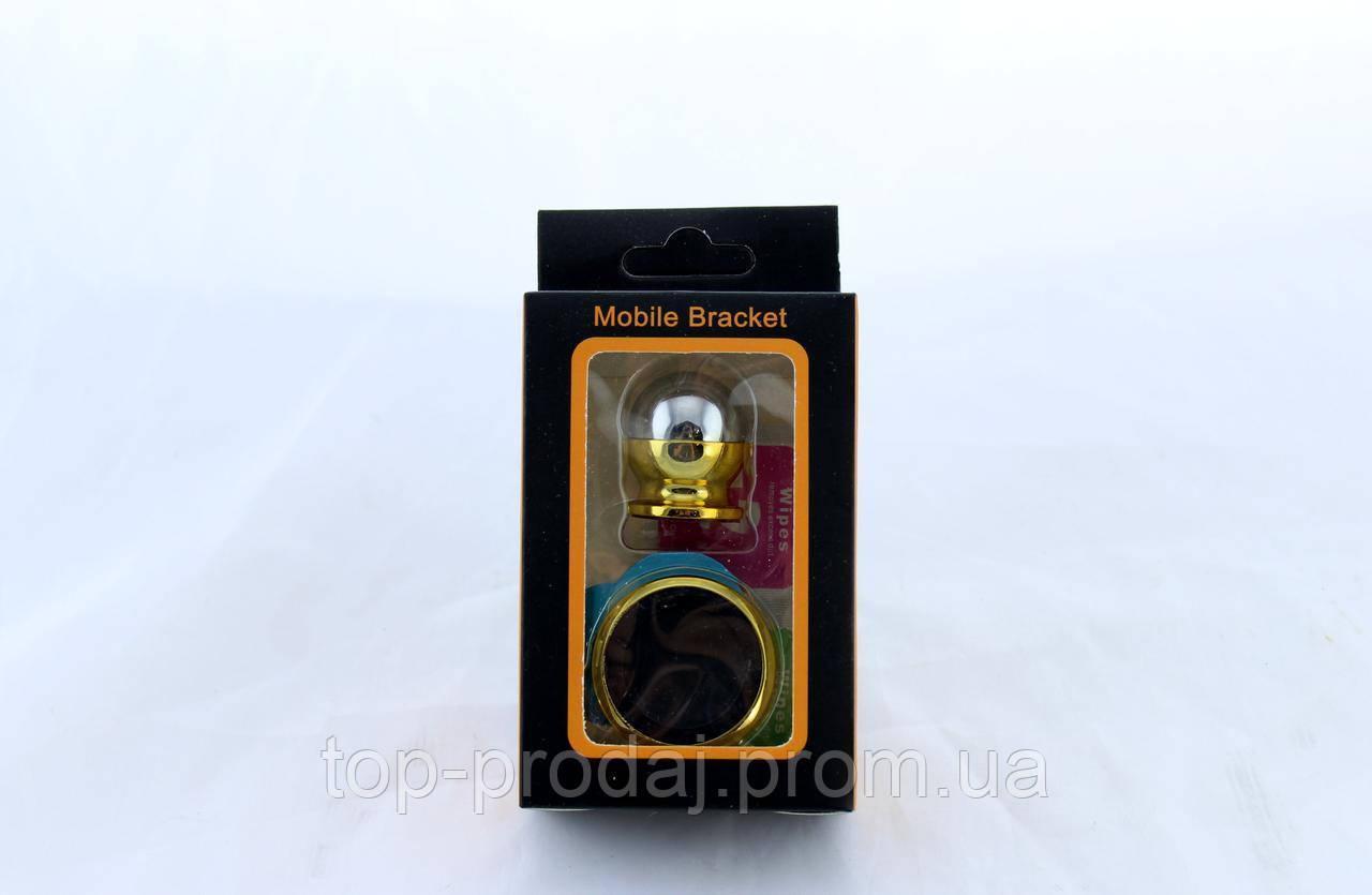 Держатель магнитный HOLDER CT690, Автомобильный держатель с магнитом, Держатель в машину для смартфона