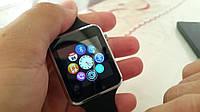 Часы Smart watch A1, Умные часы, Часы-телефон, Часы с блютузом, Смарт часы, Наручные часы с сим картой, фото 1