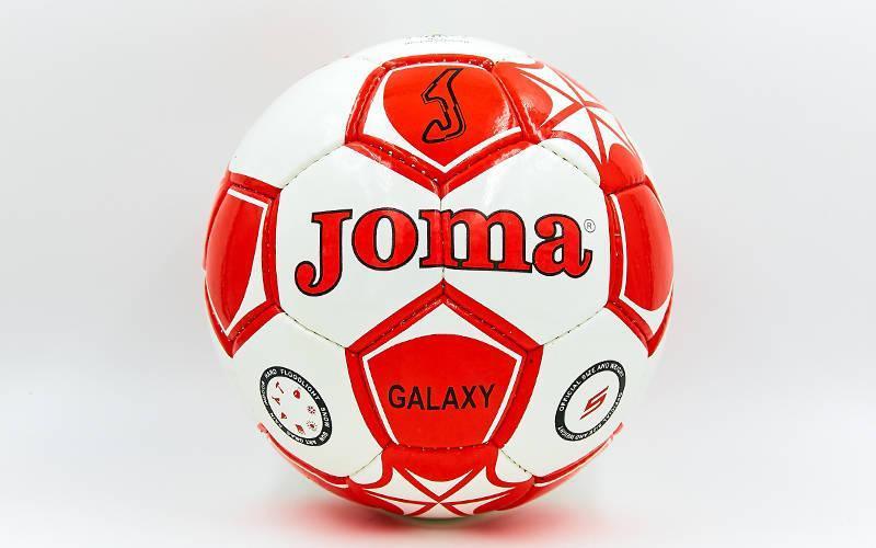 Мяч футбольный №5 PU ламинированый JOMA GALAXY FB-6770-2