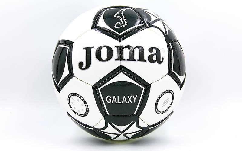 Мяч футбольный №5 PU ламинированый JOMA GALAXY FB-6770-3