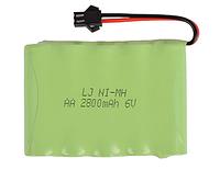 Аккумулятор Ni-MH 6V 2800 mAh