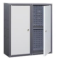 Бокс инструментальный БИ-2С (620х600х200 мм), металлический шкаф для инструментов