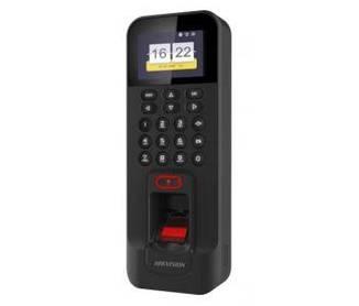Биометрический считыватель Hikvision DS-K1T804EF-1