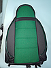 Чехлы на сиденья Мерседес Спринтер (Mercedes Sprinter) 1+1  (универсальные, автоткань, пилот), фото 6