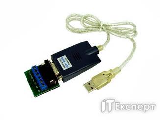 Конвектр інтерфейсу Atis  USB в RS485